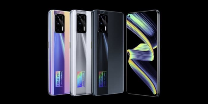 Realme X7 Max 5G smartphone gets official
