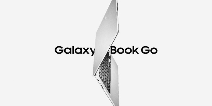 Samsung's new Galaxy Book Go laptop has a bargain price