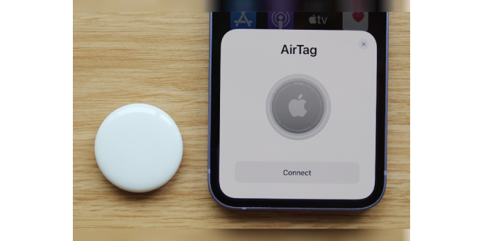 Apple is updating its AirTags to make them less useful for stalking