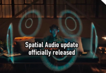 Apple Music's Spatial Audio only works with Apple M1-powered Macs