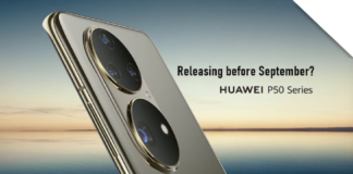 The Huawei P50 series and MatePad 11 could be unveiled before September 2021