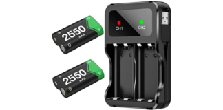 This UK Prime Day deal gives you two recharge Xbox batteries for 20% off