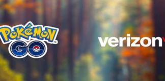 Verizon Pairs With Pokémon GO For 5th Anniversary Raids