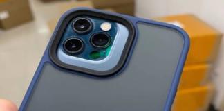 iPhone 13 Pro case leak spoils one of Apple's biggest design changes