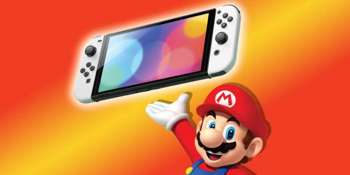 Nintendo Unveils the New Nintendo Switch (OLED Model)