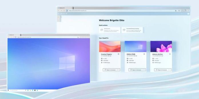 Microsoft Finally Announces the Windows 365 Cloud PC