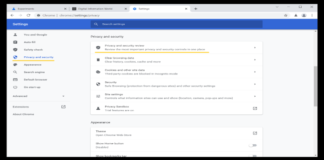 Google Chrome Is Updating the Privacy Section Of Its Browser To Provide Users Better Overview Of Their Settings