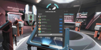 Oculus software v31 makes it easier to invite others to play with you