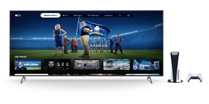 PS5 owners get 6 months of free Apple TV+