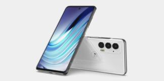 Motorola Edge 20 images leaked, front and back