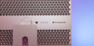 A new Apple display with an iPhone chip inside is reportedly in testing