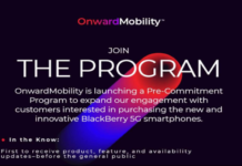 BlackBerry 5G smartphone is apparently still on the table