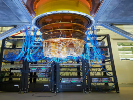 Google's Quantum Computer Has Reportedly Just Made a Real Time Crystal