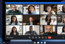 Google Meet PWA is the recommended way to Meet on desktops