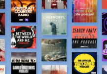 HBO Max Expands Podcast Library With Scripted Audio Originals