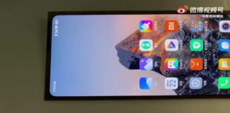 Xiaomi Mi Mix 4 with under-display camera might launch next week