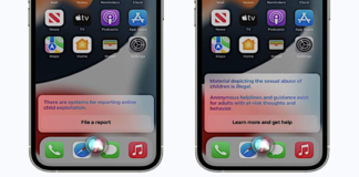 Apple child safety CSAM scanning to expand on a per-country basis
