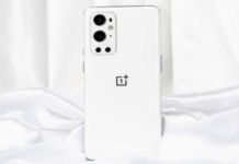 White OnePlus 9 Pro exists, but you can never get one