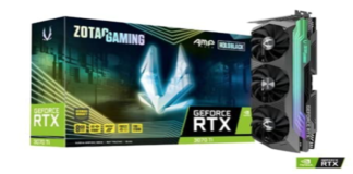 Zotac Gaming NVIDIA GeForce RTX 3070 Restock Spotted Selling for $999.99 Twice GPU's MSRP