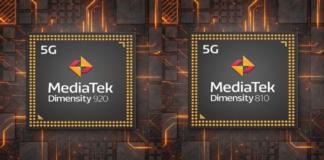 MediaTek Dimensity 920 and 810 bring 5G to mid-range phones