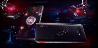 ASUS ROG Phone 5s Pro refresh includes a colored rear screen