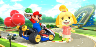 Animal Crossing Player Unveils Mario Kart-Inspired Game Design