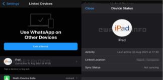 WhatsApp for iPad native app might be around the corner