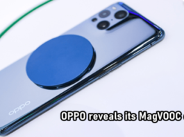 OPPO reveals three MagVOOC concept products that support magnetic wireless charging