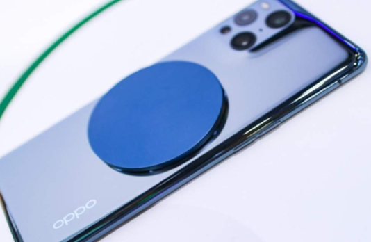 OPPO MagVOOC takes another stab at magnetic wireless charging