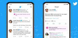 Twitter Super Follows subscriptions launch, but only for some users