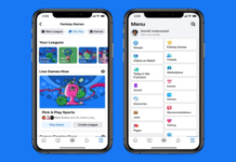Facebook Fantasy Games lets users predict sports outcomes for free