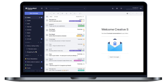 ProtonMail secure email service provided user data that led to arrest