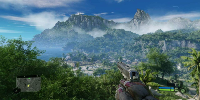 Crysis Remastered is heading to Steam at long last