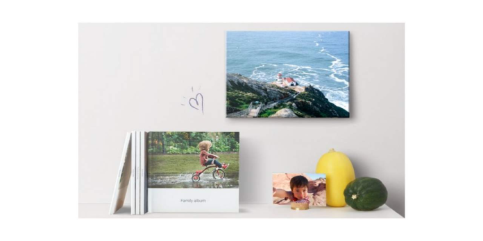 Google Photos printing service add new sizes and delivery options