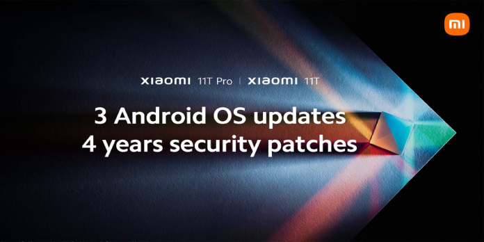 Xiaomi pledges OS updates and security patches for years