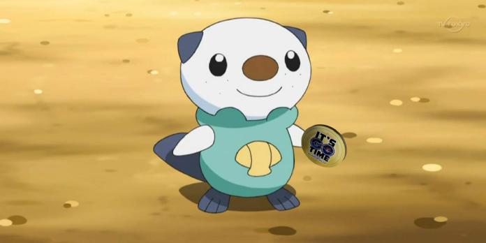 Shiny Pokemon GO leak shows September Community Day Oshawott