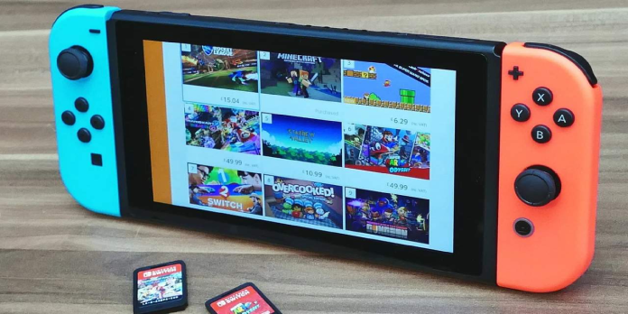 Rumor claims Nintendo will knock $50 off the Switch