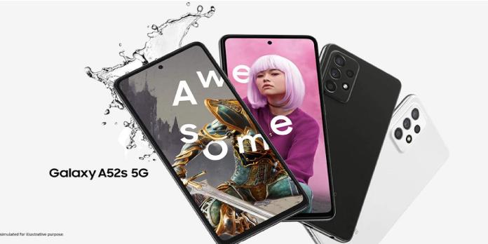 Galaxy A52s 5G RAM Plus update adds 4GB more RAM
