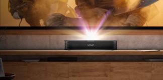 Vava Chroma 4K ultra-short-throw projector packs ALPD 4.0 triple laser tech