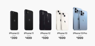 This is the Apple 2021 iPhone range: Launch pricing and comparisons