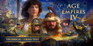 How to join the Age of Empires IV stress test this weekend