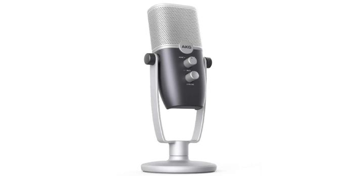 AKG Ara plug-and-play USB microphone promises pro quality on a budget
