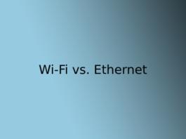 Wi-Fi vs. Ethernet