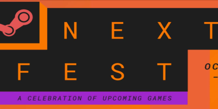 Steam Next Fest happens from October 1 to October 7