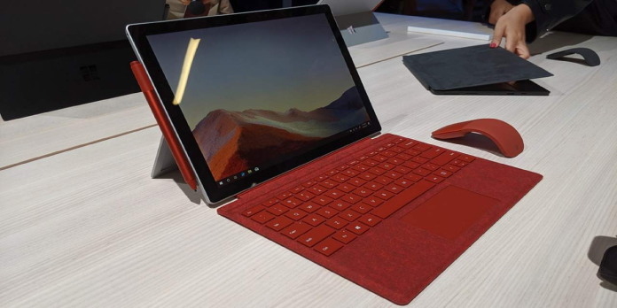 Surface Pro 8 might have significant changes after all