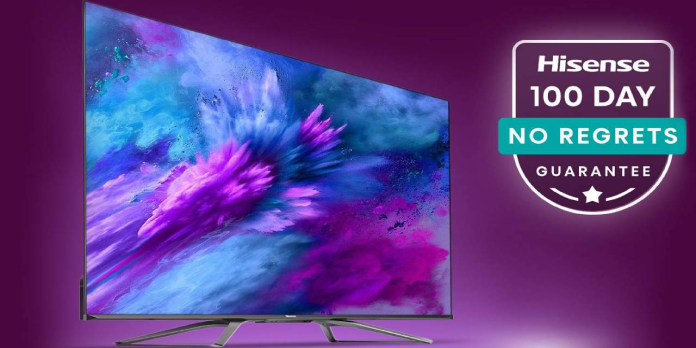 Hisense now gives buyers 100 days to test drive TVs: The fine print