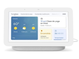 Google Nest Hub and Hub Max get improved Spanish support in US