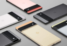 Pixel 6 might be absent from Google's early October event