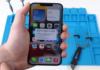 iPhone 13 third-party screen repair breaks Face ID