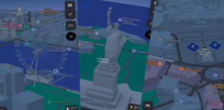 Apple Maps goes full 3D in 4 cities: Take a peek
